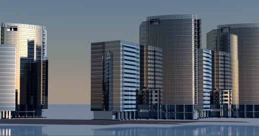 CAD Skyscraper 02 - 05-14-18